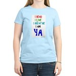 Young Adult Book Lovers Women's Light T-Shirt