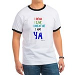 Young Adult Book Lovers Ringer T