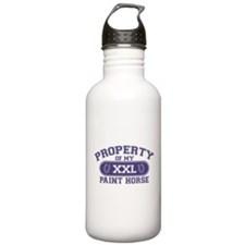 Paint Horse PROPERTY Water Bottle