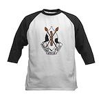 Rhodesian African Rifles Kids Baseball Jersey