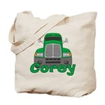 Trucker Corey Tote Bag