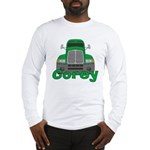 Trucker Corey Long Sleeve T-Shirt