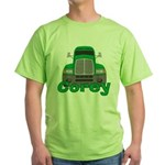 Trucker Corey Green T-Shirt