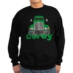 Trucker Corey Sweatshirt (dark)