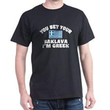 Funny Greek Baklava T-Shirt
