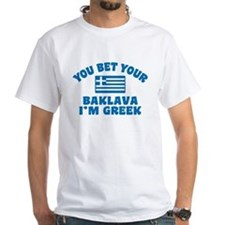 Funny Greek Baklava Shirt