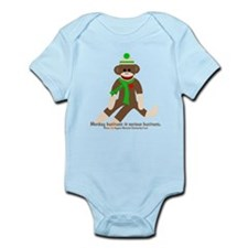 Roman Jax Nyguen Memorial Sch Infant Bodysuit