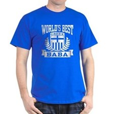 World's Best Greek Baba T-Shirt