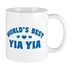 World's Best Yia Yia Coffee Mug