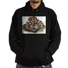 Timber or Canebrake Rattlesnake Hoodie