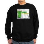 St Patricks Day Sweatshirt (dark)