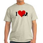 I Love Women Light T-Shirt