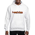 Naughty Hug Hooded Sweatshirt
