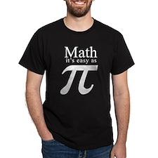 Math - As Easy as PI T-Shirt
