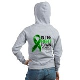In The Fight Kidney Disease  Zip Hoodie