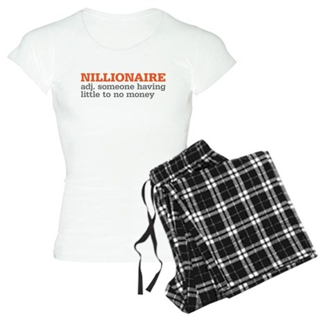 nillionaire Women's Light Pajamas