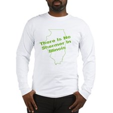 There Is No Shermer In Illino Long Sleeve T-Shirt