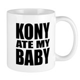 Kony Ate My Baby Coffee Mug