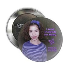"Haley Purple Button 2.25"" Button (10 pack)"