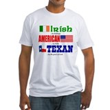 T-Shirt - Irish Heritage/Texan -  Shirt