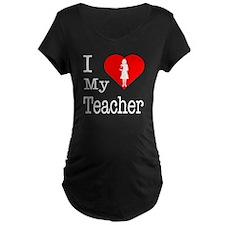 I Love Teachers T-Shirt