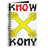 KNOW KONY Journal