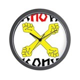 KNOW KONY Wall Clock
