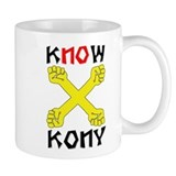 KNOW KONY Coffee Mug