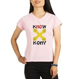 KNOW KONY Performance Dry T-Shirt