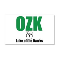 Lake of the Ozarks Car Magnet 20 x 12