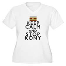 Stay Calm and Stop Kony T-Shirt
