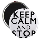 "Keep Calm and Stop Kony 2.25"" Magnet (100 pack)"