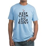 Keep Calm and Stop Kony Shirt