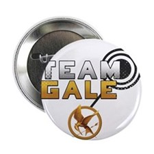 "Team Gale [Hunger Games] 2.25"" Button"