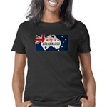 American national tie Maternity T-Shirt