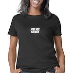 American national tie Women's Long Sleeve T-Shirt