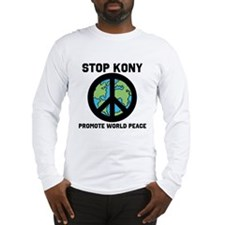 STOP KONY 2012 Long Sleeve T-Shirt
