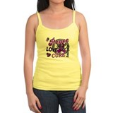 Peace Love Cure 2 Epilepsy Ladies Top