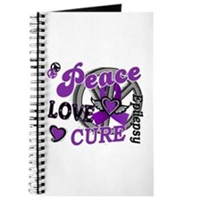 Peace Love Cure 2 Epilepsy Journal