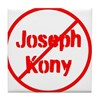Stop Joseph Kony Tile Coaster