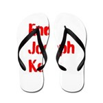 End Joseph Kony Flip Flops