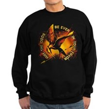 Grunge Hunger Games Sweatshirt