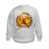 Hunger Games Grunge Sweatshirt