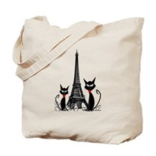 Cat Lovers Tote Bag