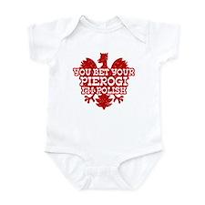 Funny Polish Pierogi Infant Bodysuit