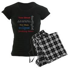 Twilight Movie Dates~Pajamas