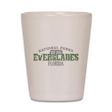 Everglades National Park FL Shot Glass