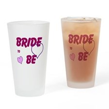 Cute Hen party Drinking Glass