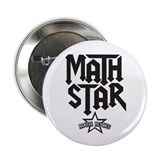 "Math Star 2.25"" Button"