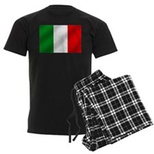 Flag of Italy Pajamas